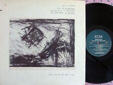 David Byrne Robert Wilson ORIG US LP Music from the Knee plays EX '84 Avant gard