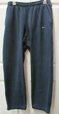 Nike Brand the Athletic Dept. Heavy Workout Sweatpants Pants Sz Large Navy Blue