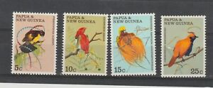 Papua and New Guinea  Birds - Mint (BP105)