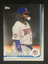 2019 Topps Pro Debut Vladimir Guerrero, Jr. SP Image Variation #1 Blue Jays