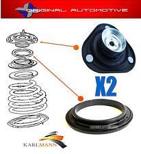 Si adatta TOYOTA AVENSIS t27 2009 > Anteriore Ammortizzatore Puntone Superiore Montaggio & Cuscinetti