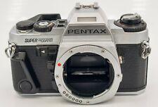 Asahi Pentax Super Program 35mm Film PK Lens Mount SLR Camera Body Only *Read*