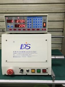 Computer CNC Automatic Coil Winder Winding Machine for 0.04-1.2mm wire110v/220v