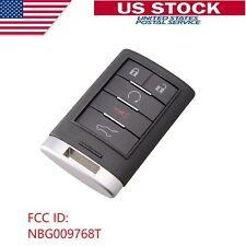 Keyless Entry Remote Car Key Fob for 2010-2015 Cadillac SRX ATS XTS NBG009768T
