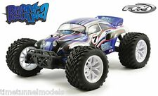 FTX Bugsta 1/10 Ready Built 2.4Ghz Beetle 4WD FAST Waterproof w/Bat (Brushed)