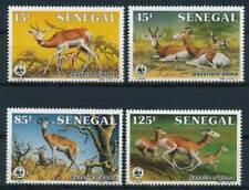 254264) Senegal Nr.875-8** WWF Gazellen