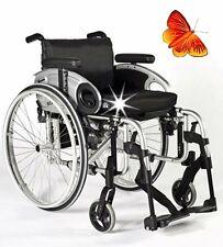 SOPUR Easy 160 i Adaptivrollstuhl  Aktivrollstuhl  Faltrollstuhl Rollstuhl