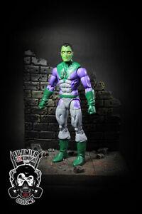 Marvel Legends DC Direct Universe Xstatic La Nuit Custom Figure Mattel Hasbro