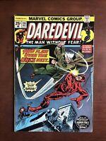 Daredevil #116 (1974) 6.0 FN Marvel Bronze Age Comic Book Black Widow The Owl