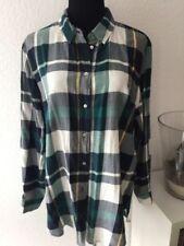 H&M Damenblusen, - tops & -shirts mit klassischem Kragen in Größe 40
