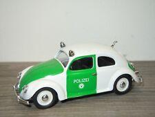 VW Volkswagen Beetle Polizei - Vitesse Porugal 1:43 *33741