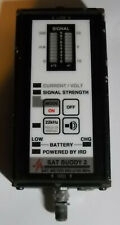 USED APPLIED INSTRUMENTS SAT BUDDY 2 SATELLITE SIGNAL LEVEL METER 950-2150 MHZ