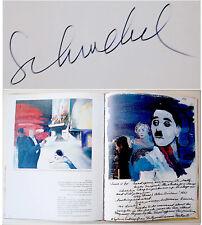 SIGNED Autograph ART BOOK Tel Aviv IVAN SCHWEBEL Jewish FILM Architecture ISRAEL