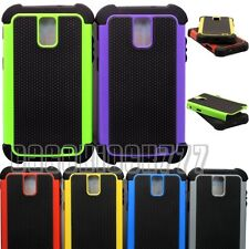 for samsung galaxy s2 duo case cover i929 hybrid rugged 3 layer heavy duty