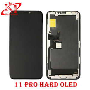 New Hard OLED Screen Touch Digitizer Assembly for Apple iPhone 11 Pro 5.8 inch
