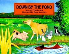 Down by the Pond by Margrit Cruickshank c1995, VGC Hardcover