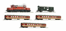 für Märklin ROCO 61456 Rh 1020 040-0 ÖBB SOUND 6-achsig mit 4 Regionalzug-Wagen