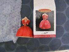 Hallmark 1993 Holiday Barbie ornament with box