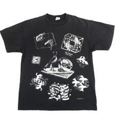 Vintage M.C. Escher T-Shirt Art Tee 90s