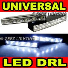Hella Style LED Daytime Running Light DRL Day Driving Fog Lamp Daylight Kit C12