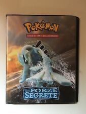Official Album Card Ex Unseen Forces Cachée Lugia ho Oh Binder Ultra Pro Vintage