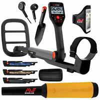 Minelab Go Find 66 Metal Detector with FREE Pro Find 15 Pinpointer Plus More !