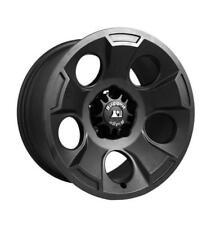 Rugged Ridge Wheel 17X9 Black Satin Jk Wrangler 2007 To 2014 X15302.01