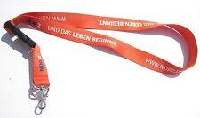 Ndr 2 radio llavero nuevo Lanyard (a51)