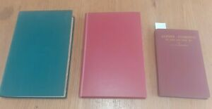 3 Vintage Books on Mountain Climbing from 1940's, Mountain Jubilee/Craft, Alpine