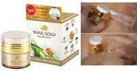50g Snail Gold Volume Filler Cream Anti-Aging Restore Skin Whitening Tightening