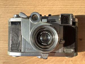 ZEISS TENAX CARL ZEISS 2,8f 4cm 35mm Camera