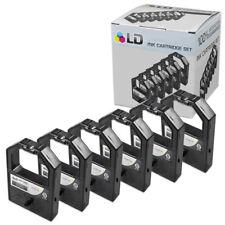 LD 6 Pack KX-P1090 Black Ribbon for Panasonic Printer