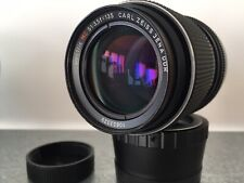 CZJ 135MM F3.5 SONNAR MC electric M42 LENS great condition SONY FUJI CANON