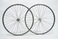 "Mavic Paris Gao Dakar Bicycle Wheelset 36H Very Rare 26"" MTB Trekking"