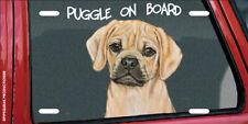 Puggle License Plate