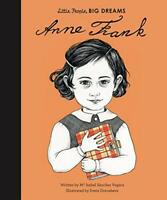 Anne Frank (Little People, Big Dreams) by Sanchez Vegara, Isabel, NEW Book, (Har