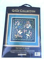 Dimensions Gold Collection Counted Cross Stitch Kit The Finery Of Nature 3824