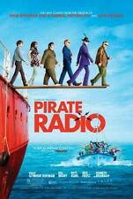 Pirate Radio Movie Poster 24in x 36in