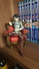 Attack on Titan Levi Rivaille Rival Ackerman Sofa PVC Figure Statue Toy Gift New