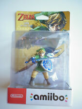 Link Skyward Sword the Legend of Zelda Figurine Interactive Amiibo Wii U