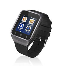 ZGPAX S8 Android 4.4 Bluetooth Smart Sport Wrist Pedometer Watch WiFi Black