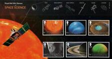 GB 2012 SPACE SCIENCE PRESENTATION PACK No 477 MINT STAMP SET SG 3408-13 #477
