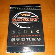 MTG World Champion Deck Sydney 2002 Carlos Romao