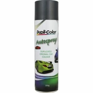 Dupli-Color Automotive Aerosol Spray Paint Gunmetal Grey 350g PSH20