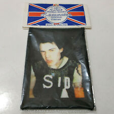 Vintage Sex Pistols Unused 80s Patch punk sid vicious