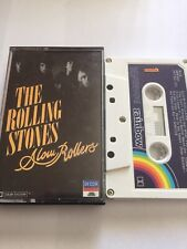 The Rolling Stones Slow Rollers Paper Label Cassette