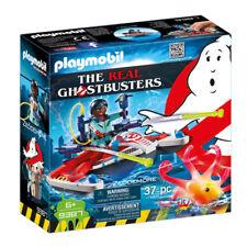 Playmobil Zeddemore with Aqua scooter, Jet Ski-Ghostbusters 9387