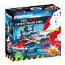 PLAYMOBIL Zeddemore with Aqua Scooter, Jetski - Ghostbusters 9387