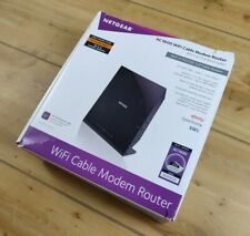 NETGEAR AC1600 C6250 1600Mbps Wireless Modem Router - DOCSIS 3.0 NIGHTHAWK