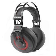 PSYC WAVE ZX Deep Bass Bluetooth 4.0 Wireless Audio Cuffie over-ear-cup DJ